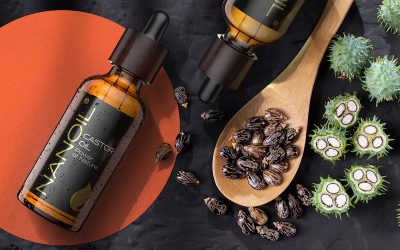 nanoil castor oil for hair